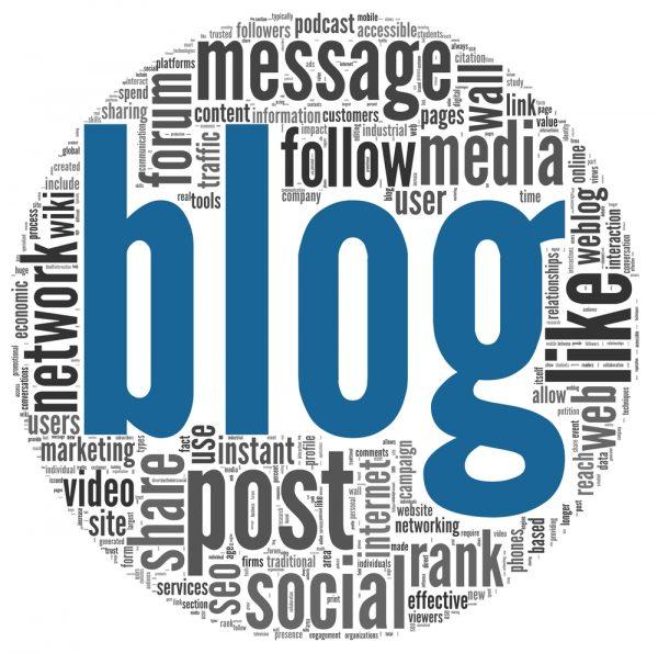 blogger definition