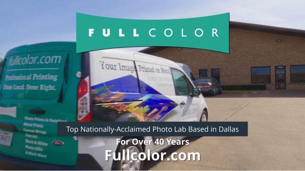Fullcolor commercial thumbnail