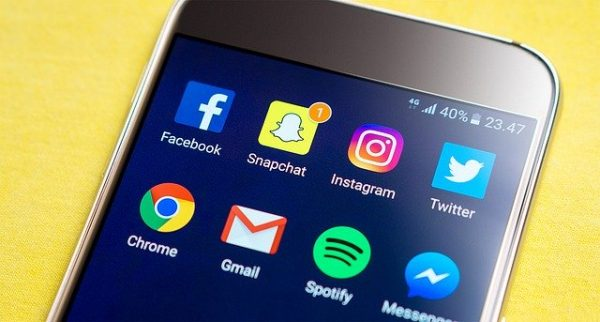 Main Social platforms