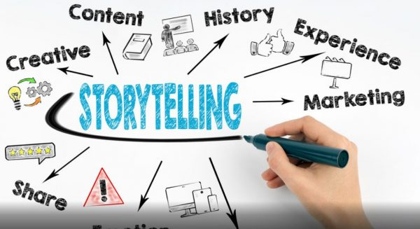 7 tips for storytelling